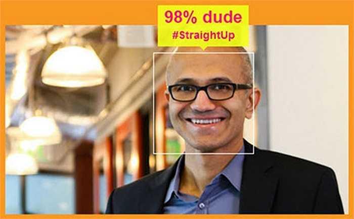 Satya Nadella, Giám đốc điều hành Microsoft.