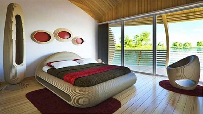 Waternest có đủ mọi yếu tố mà một người mua nhà mơ ước: tầm nhìn 360 độ, rất nhiều ánh sáng tự nhiên, 2 ban công.