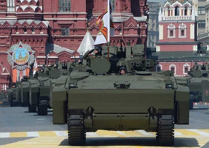 Xe thiết giáp Kurganets-25 IFV