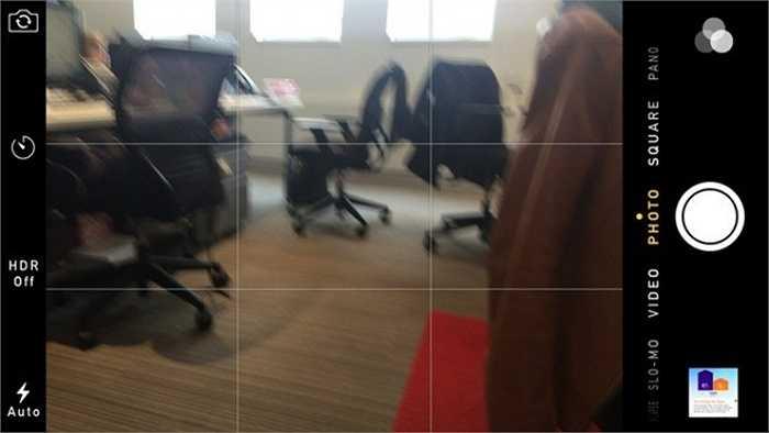Các công dụng của camera iPhone: Dùng lưới (grid) để bố cục bức ảnh tốt hơn. Bạn có thể tìm thấy nó ở Settings > Photos and Camera rồi bật Grid.