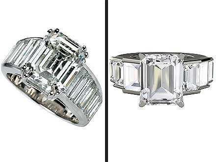 Khi là nhẫn kim cương, khi là đồng hồ nạm kim cương, mà vàng... Chiếc nhẫn có giá trị lên tới 10 tỷ của anh.