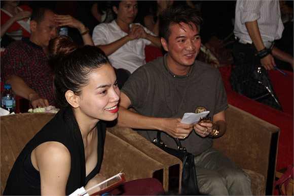 Mr Đàm tham gia nhiều chương trình truyền hình thực tế từ Cặp đôi hoàn hảo đến làm giám khảo của Siêu mẫu Việt Nam, The Voice, X-Factor.