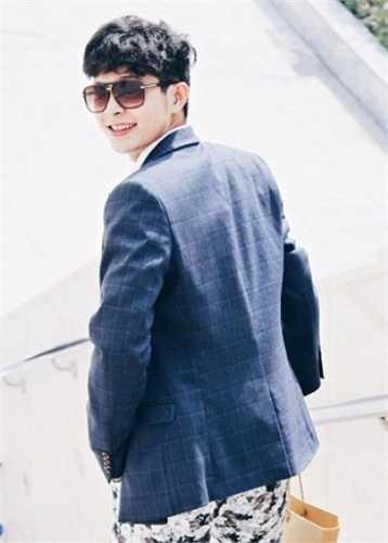 Điển trai, giỏi võ, Hồ Thanh Phong được mọi người gọi bằng cái tên 'hot boy Taekwondo'.