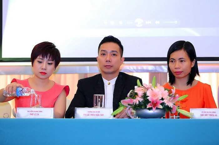 Thông qua buổi họp báo Ban tổ chức chính thức phát động chương trình nhằm kêu gọi sự tham gia của các doanh nhân thành đạt.