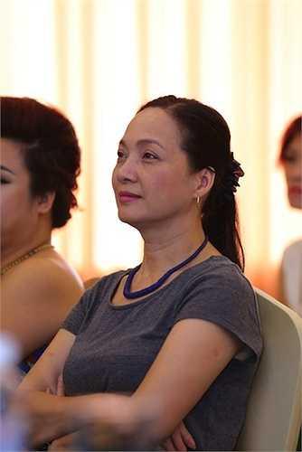 NSND Lê Khanh cũng đến tham dự chương trình.