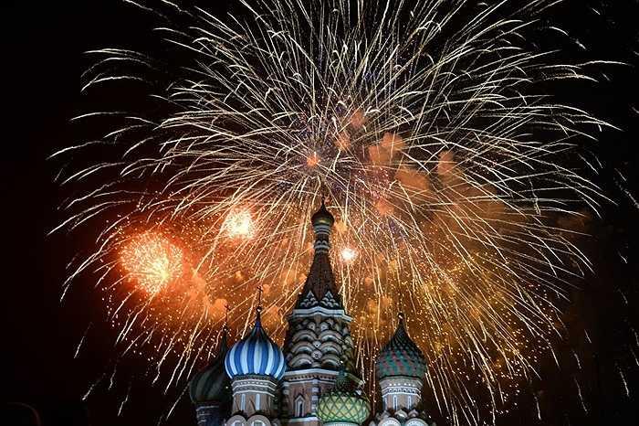 Người Nga gọi ngày 9/5 là Ngày Chiến thắng để đánh dấu sự kiện lịch sử này