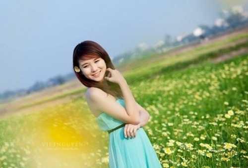 Hiện tại, cô bạn này đang làm người mẫu ảnh cho khá nhiều báo điện tử và shop thời trang nổi tiếng.