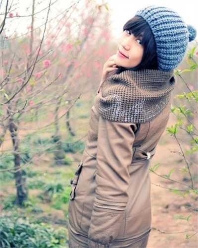 Tít Hamita là nick name khá dễ thương của cô bạn Hàn Thanh Thùy, sinh viên năm 2, khoa Kế toán.