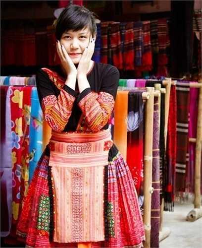 Sở hữu khuôn mặt xinh xắn cùng chiều cao lý tưởng, Thanh Thùy cũng là người mẫu ảnh được nhiều nơi săn đón.