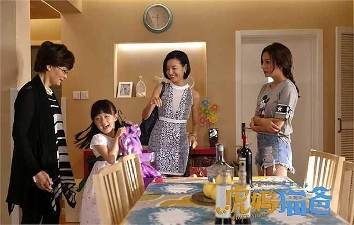 Bộ phim đẹp về tình cảm gia đình nhận được sự đón nhận của đông đảo khán giả màn ảnh nhỏ.