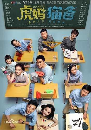 Nhiều người cho rằng cách giáo dục con cái trong phim đáng được học hỏi.