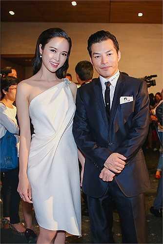 Ngọc Anh có cơ hội chạm ngõ điện ảnh khi tham gia bộ phim 'Quyên' với sự góp mặt của Trần Bảo Sơn dưới vai trò nhà sản xuất.