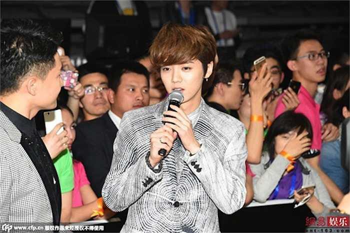 Mỹ nam Hàn Quốc Luhan