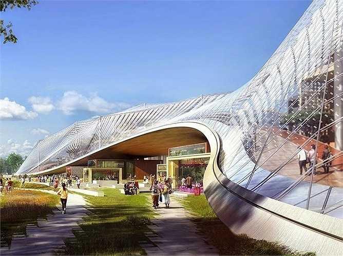 Bản thiết kế này vẫn đang chờ chính quyền thành phố phê duyệt. Trong một cuộc họp hôm 5/5 vừa qua, mới chỉ một phần nhỏ dự án được chấp thuận. Cần nhiều thời gian để trụ sở trong mơ của Google trở thành hiện thực.