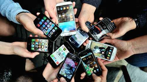 smartphone bán chạy
