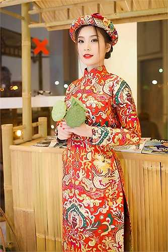Ngắm Triệu Thị Hà, Diễm Trang, Diễm My rạng rỡ tại sự kiện.