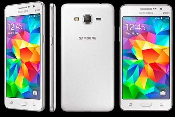 1. Samsung Galaxy Grand Prime, giá tham khảo 4,2 triệu đồng: Grand Prime là một trong những  mẫu smartphone 2 sim 2 sóng đáng mua nhất hiện nay. Nó đi kèm với một camera trước 5MP góc nhìn rộng chuyên dụng cho tự sướng, máy ảnh sau 8MP với đèn flash và khả năng quay video full HD. Đặc biệt, Grand Prime còn có pin dung lượng lên tới 2600mAh.