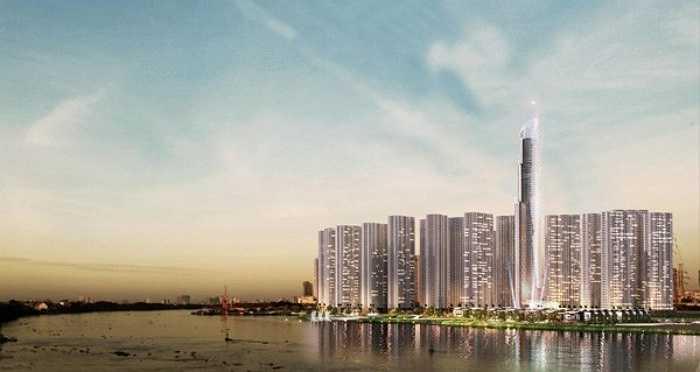 Tòa nhà The Landmark81 có độ cao dự kiến 461 m, gồm 81 tầng được xây dựng tại vị trí trung tâm của khu đô thị Vinhomes Central Park. Tòa nhà này mang điểm nhấn táo bạo cho toàn bộ dự án trung tâm của Vinhomes Central Park- một trong những khu đô thị hiện đại và sang trọng bậc nhất Việt Nam.