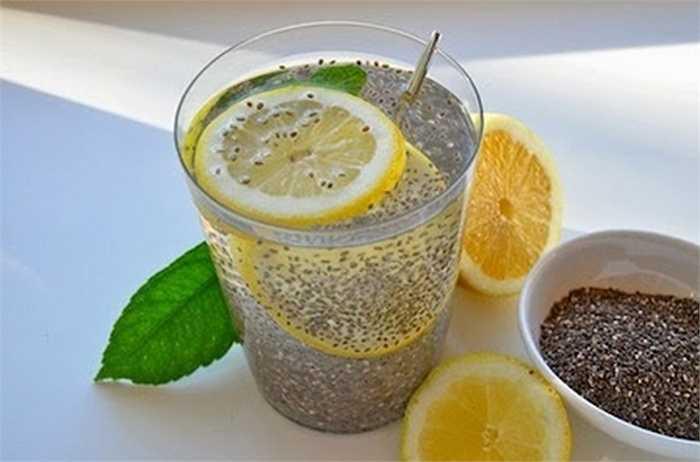 Hạt chia là loại thực phẩm giàu omega 3 và carbonhydrate, có tác dụng tăng cường và kéo dài sinh lực cho các quý ông.
