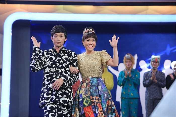 Trong tập phát sóng thứ 9 của Người bí ẩn 2015, chiến thắng sát nút thuộc về đội khách Tóc Tiên - Isaac.