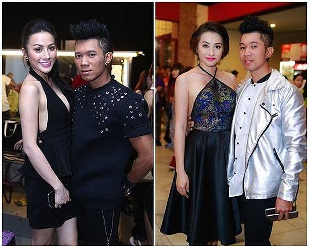 Phong cách thời trang gợi cảm của Trương Nhi được Lương Bằng Quang ủng hộ. Cặp đôi thường diện trang phục hiện đại khi xuất hiện trước công chúng. Nữ diễn viên Tèo em trung thành với mốt khoe đường cong, ba vòng cuốn hút, trong khi đó nam nhạc sỹ hướng đến phong cách cá tính, khỏe khoắn.