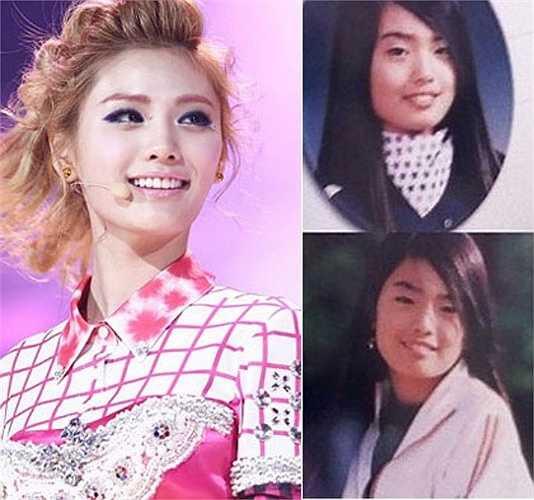 Ca sĩ Nana nhóm After School được xếp thứ hai danh sách '100 gương mặt đẹp nhất thế giới năm 2013'. Tuy nhiên, ảnh quá khứ của người đẹp khiến khán giả cho rằng cô từng nhờ cậy công nghệ thẩm mỹ.