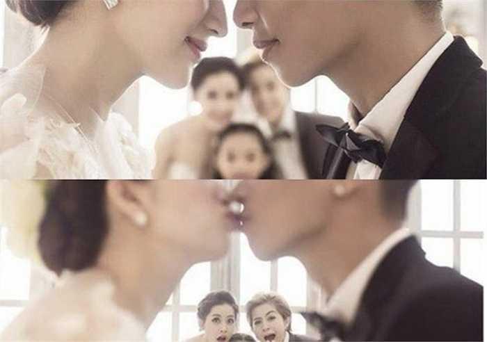 Không lên tiếng xác nhận, nhưng những hình ảnh của cặp đôi khiến nhiều người tin rằng tình cảm giữa hai người là có thật.