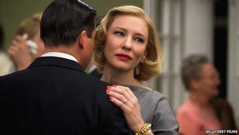'Carol' với chủ đề đồng tính nữ ở Mỹ những năm 1950.