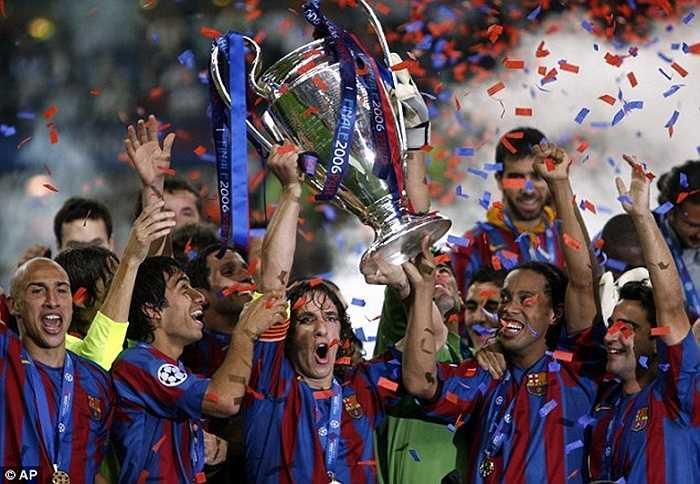 Năm 2006, họ lần đầu tiên làm được điều này sau khi vượt qua AC Milan ở bán kết