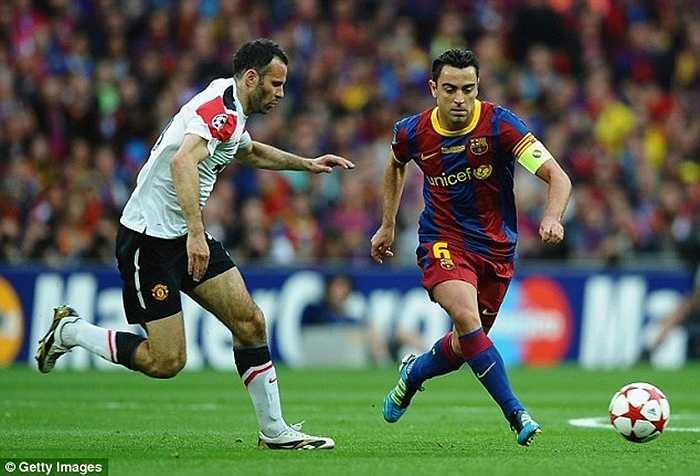 Năm 2011, Barca tái ngộ Man Utd ở trận chung kết Champions League lần thứ hai. Thời điểm này, tiki-taka của họ đã chạm ngưỡng hoàn hảo