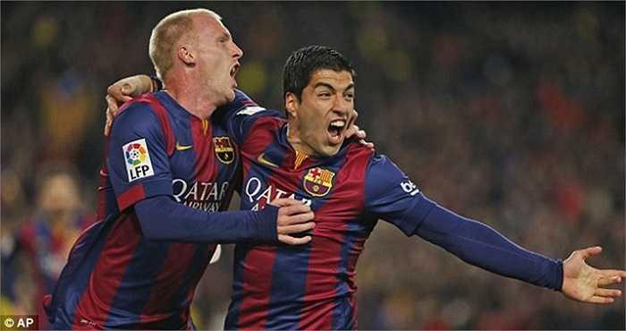 Điểm nhấn quan trọng trong chiến dịch năm nay là sự có mặt của Luis Suarez