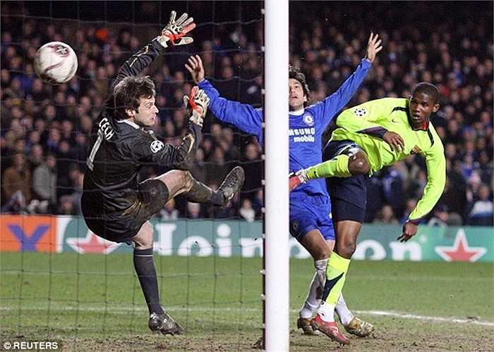 Tờ Daily Mail chấm điểm Barca 2006 là 90/120, thấp nhất trong số 4 lần CLB này lọt vào chung kết Champions League. Thậm chí khi ấy, Messi còn chưa có suất đá chính