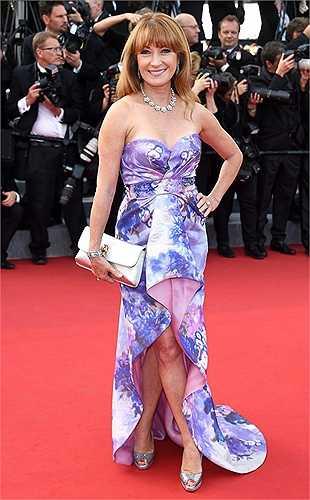 Nữ diễn viên nổi tiếng người Anh Jane Seymour.