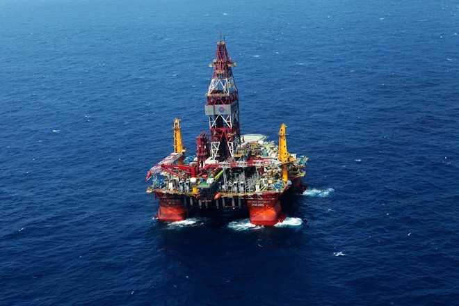 Giàn khoan bán chìm Hải Dương-981 của Trung Quốc