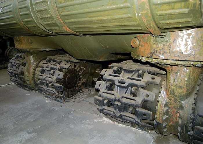 Hiện giờ, một phiên bản tăng Object 279 vẫn đang được trưng bày tại Bảo tàng Phương tiện chiến tranh ở quận Kubinka, ngoại ô Matxcova. (Quốc Khánh)