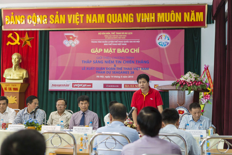 Hãng Hàng không Vietjet sẽ là nhà vận chuyển của đoàn thể thao Việt Nam tại SEA Games 28.