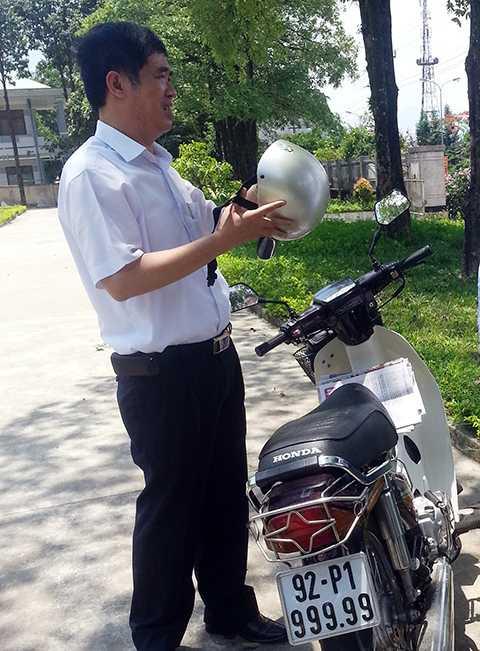 biển số khủng, xe sang, Quảng Nam, lãnh đạo huyện, Bí thư