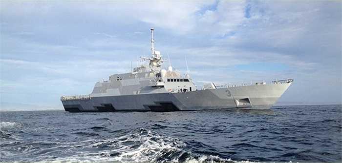 Tàu được hạ thủy tháng 12/2010 và chính thức góp mặt trong biên chế tháng 9/2012
