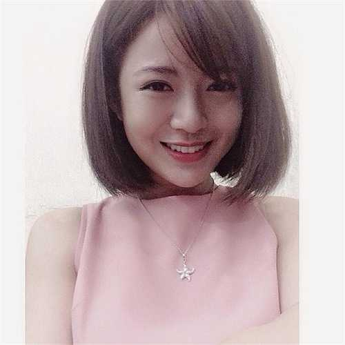 Tú Linh nổi lên khi cô xuất hiện trong trận derby thành Manchester hôm 12/4 trên K+