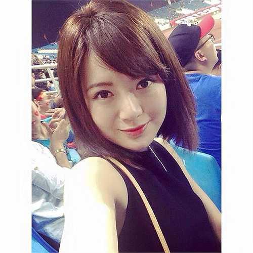 Trong trận giao hữu U23 Việt Nam và U23 Hàn Quốc vừa qua Tú Linh cũng xuất hiện.