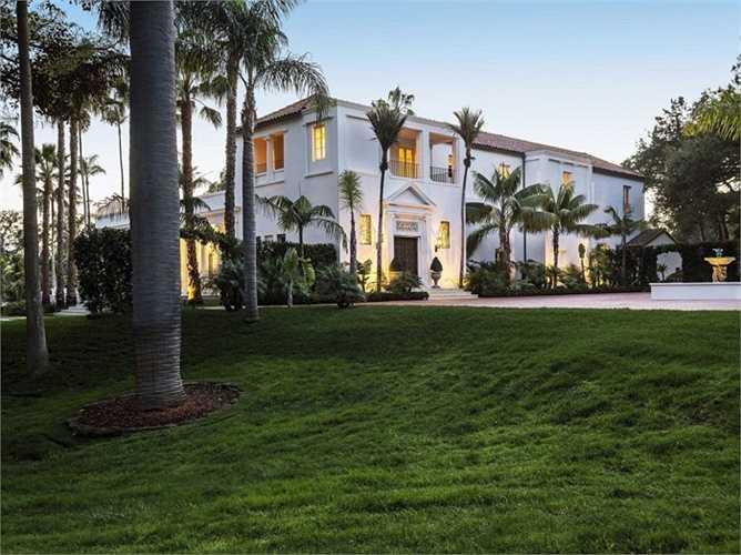 Căn nhà từng được sử dụng là phim trường của bộ phim nổi tiếng những năm 1980 'Scarface'