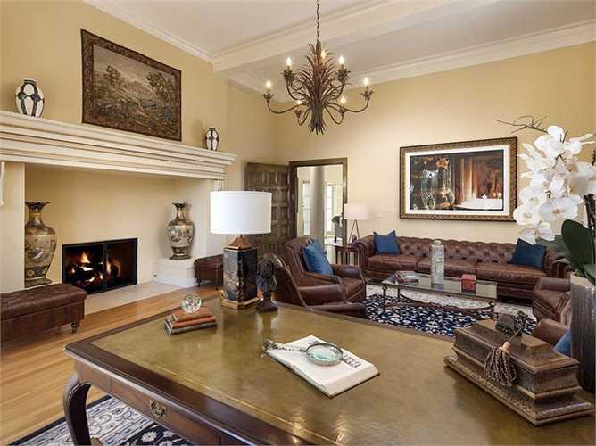 Các phòng trong ngôi nhà đều được bố trí đẹp mắt và thoáng khí