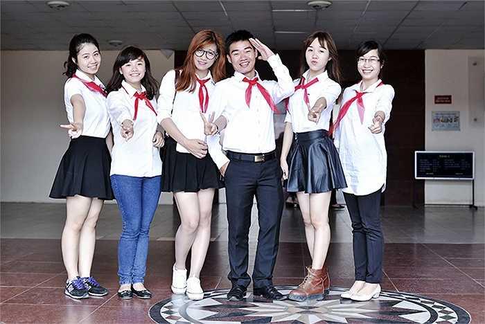 Sự kiện đã nhận được sự ủng hộ và tham gia nhiệt tình của các bạn sinh viên cũng như giảng viên trong trường