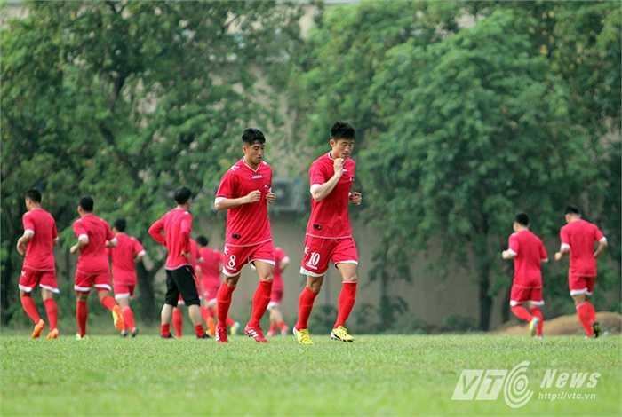 Đáng kể đến như thủ môn Ri Myong-guk, các hậu vệ Sim Hyon-uk, Ro Hak-su và tiền vệ Ri Chang-chol (là trụ cột ĐTQG từ năm 2010).