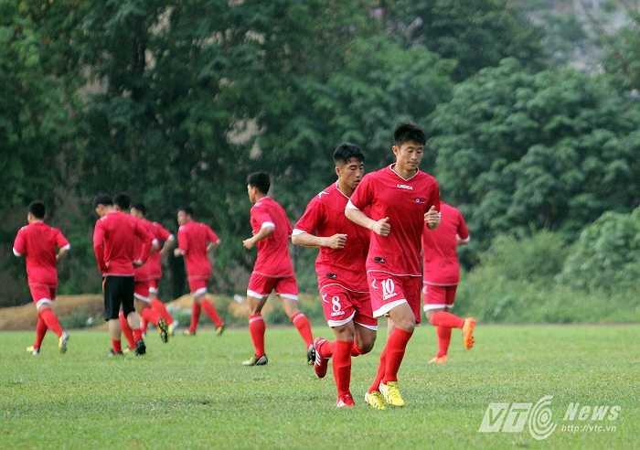Chắc chắn đây sẽ là một thử thách rất lớn với Đội tuyển Việt Nam.