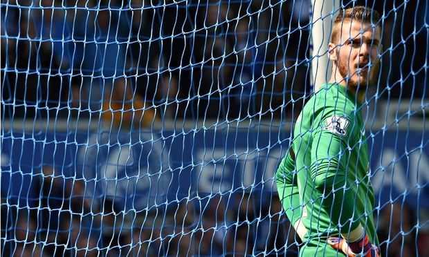 Van Gaal đã có phương án thay thế De Gea