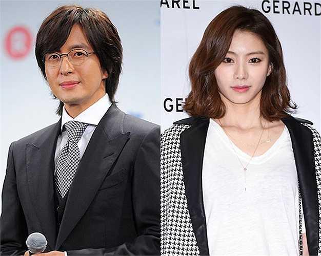 Ngày 14/5, Bae Yong Joon chính thức tuyên bố sẽ kết hôn với nữ ca sỹ kiêm diễn viên Park Soo Jin. Hai người sẽ tổ chức đám cưới vào mùa thu năm nay, sau 3 tháng hẹn hò.