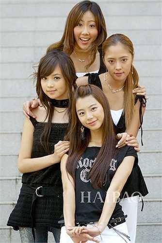 Khi tham gia nhóm Sugar, cô là một người đẹp mảnh dẻ. Nhan sắc hiện tại của Park Soo Jin không thay đổi nhiều so với trước.