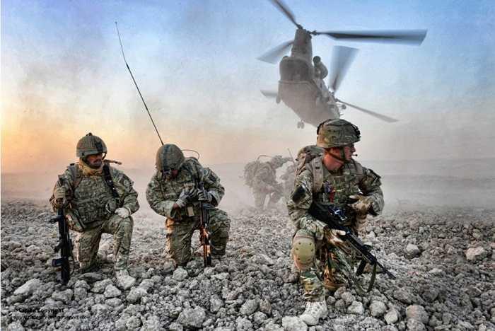 Vương quốc Anh. Số binh lính: 147.000 Số tiền chi cho quân sự: 52 tỷ USD. Với vị trí địa lý như một hòn đảo, Vương quốc Anh không cần chi quá nhiều dành cho quân sự nhưng cũng đảm bảo được sức mạnh cần thiết