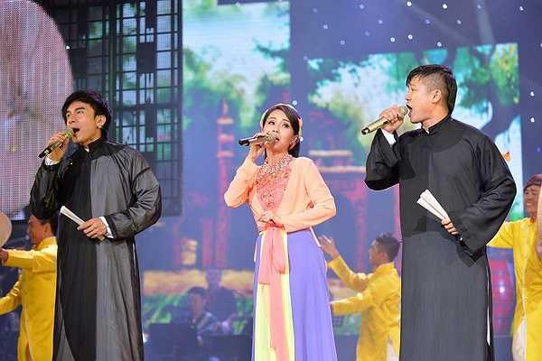 Kết cho TTQH5 là tác phẩm Khúc hát ân tình ( Cẩm Ly hát cùng Đan Trường – Vân Quang Long – Quốc Đại và 2 MC) để nói lên tận đáy lòng biết ơn khán giả của Cẩm Ly dành cho mình.